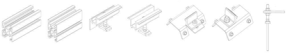 NIKA-Elementi konstrukcije